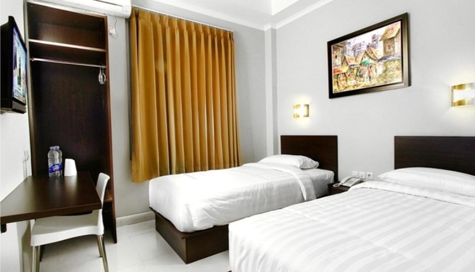 Grand Malabar Hotel Bandung - KAMAR