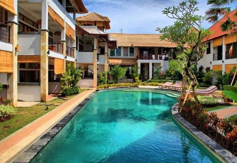Ecosfera Hotel Bali - Kolam Renang
