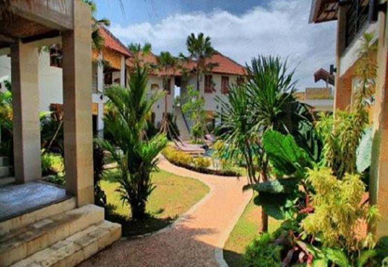 Ecosfera Hotel Bali - Pemandangan