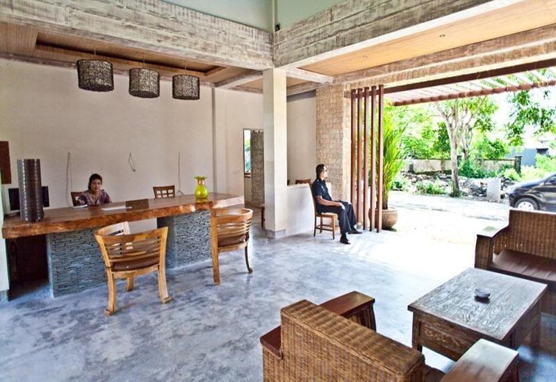 Ecosfera Hotel Bali - Lobi