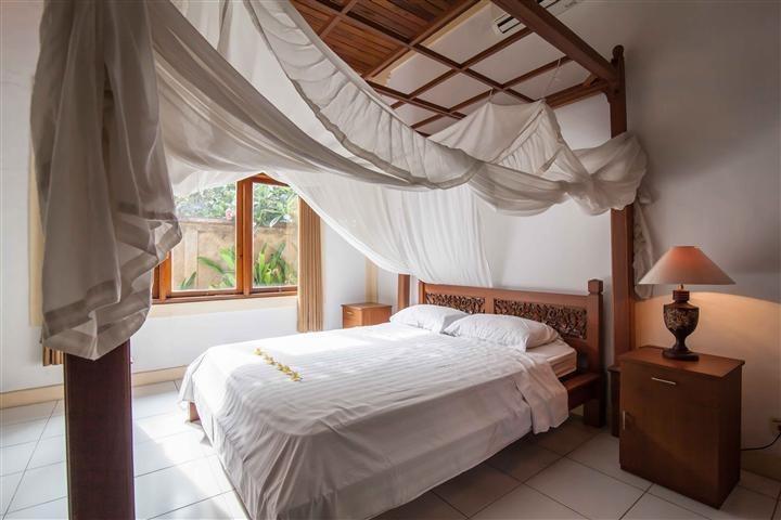 Mahalini Villa Seminyak - Kamar tidur
