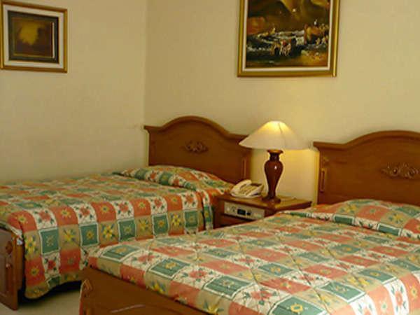 Kamar penginapan di Tretes Raya Hotel & Resort