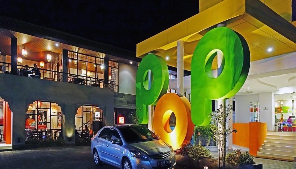 POP Hotel Tanjung Karang - Eksterior