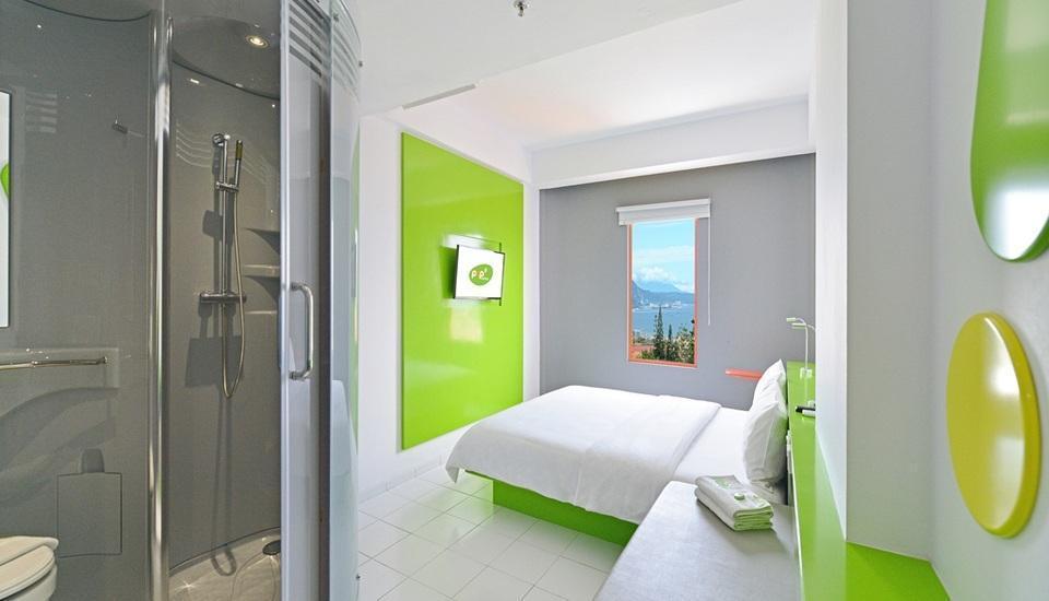 POP Hotel Tanjung Karang - Kamar tidur
