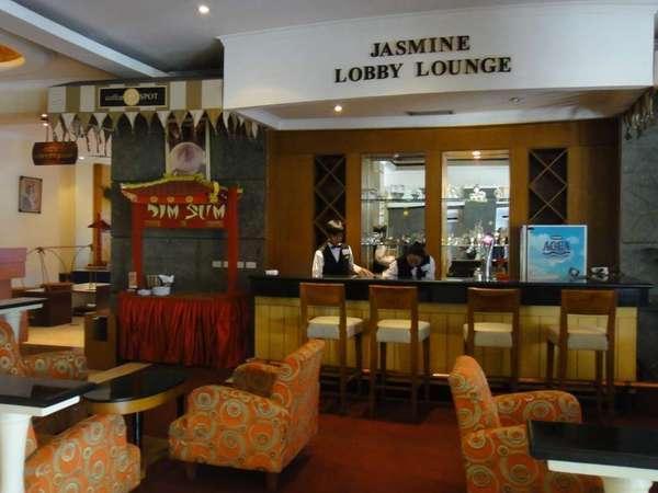 Hotel Mega Anggrek Jakarta - Jasmine Lobby Lounge