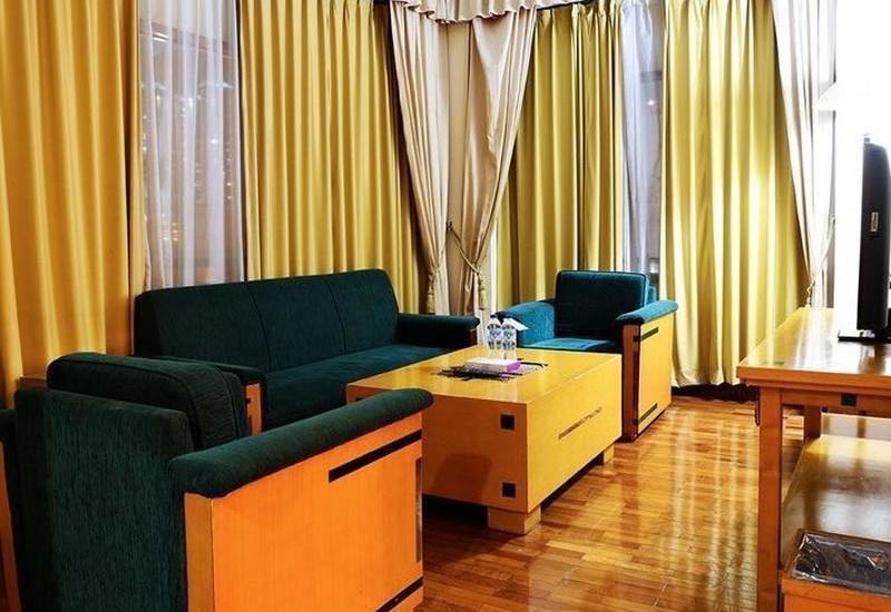 Hotel Mega Anggrek Jakarta - Kamar