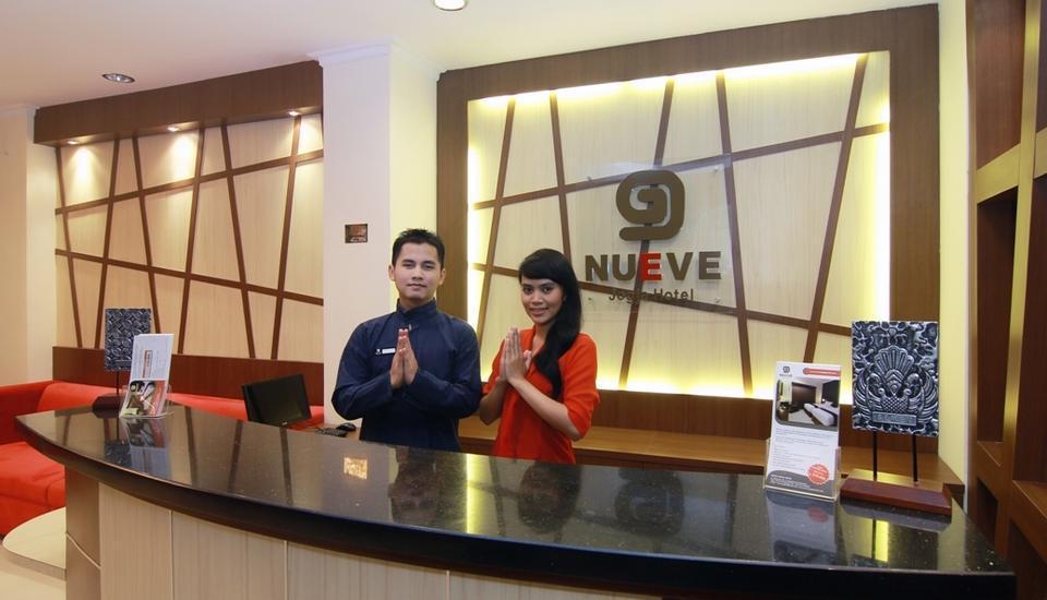 Nueve Jogja Hotel Yogyakarta - Nueve Jogja Hotel (28/11/2013)