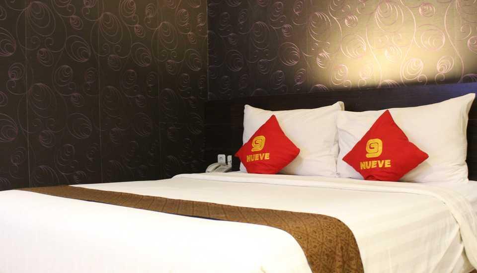 Nueve Jogja Hotel Yogyakarta - Kamar