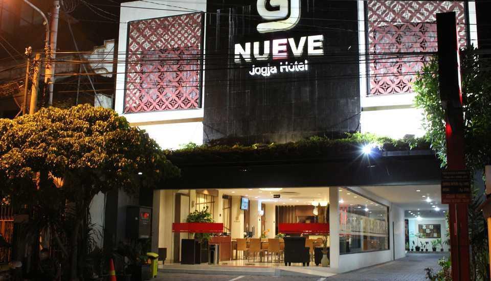 Nueve Jogja Hotel Yogyakarta - nueve 1