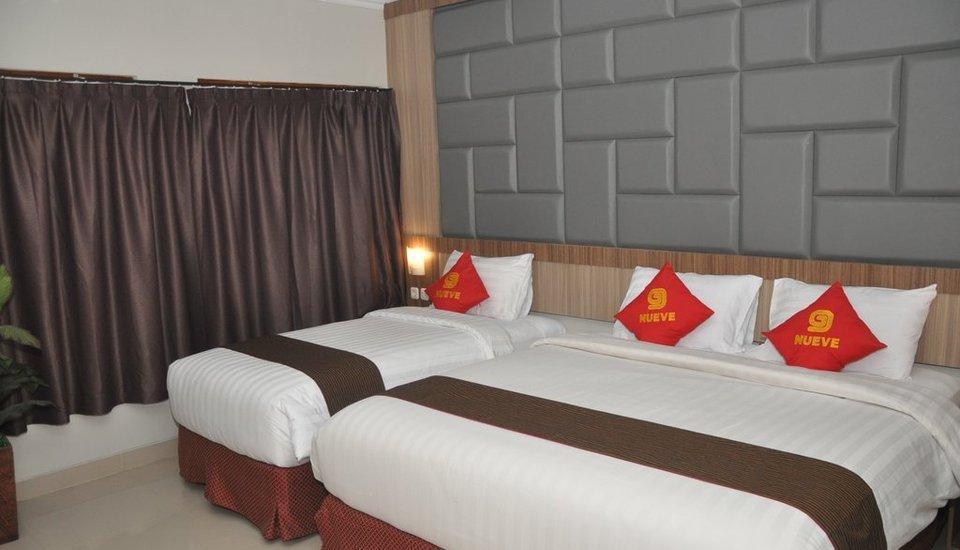 Nueve Jogja Hotel Yogyakarta - Room