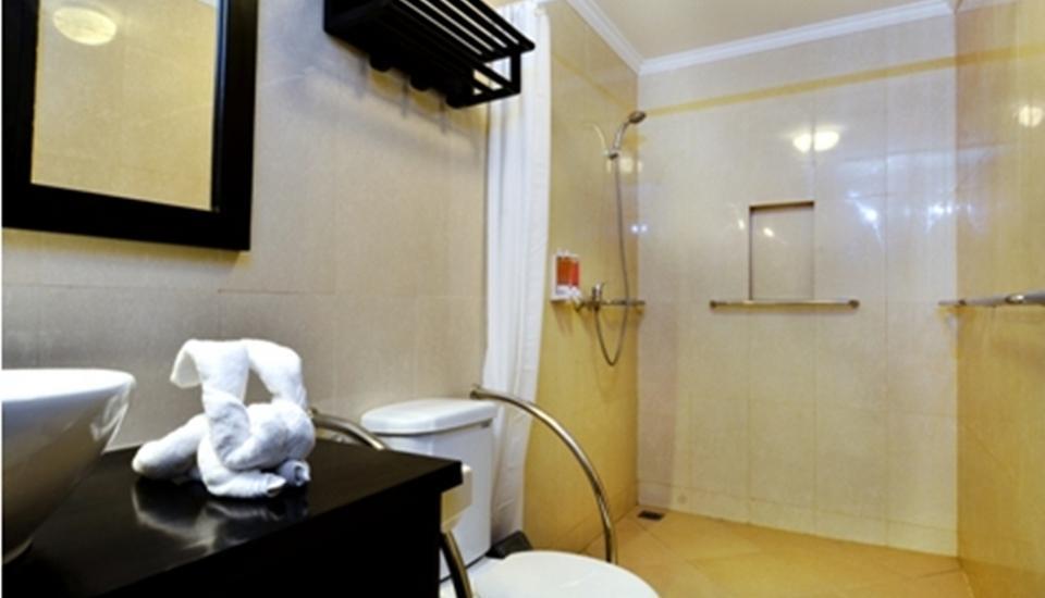 Sarinande Hotel Bali - Kamar mandi