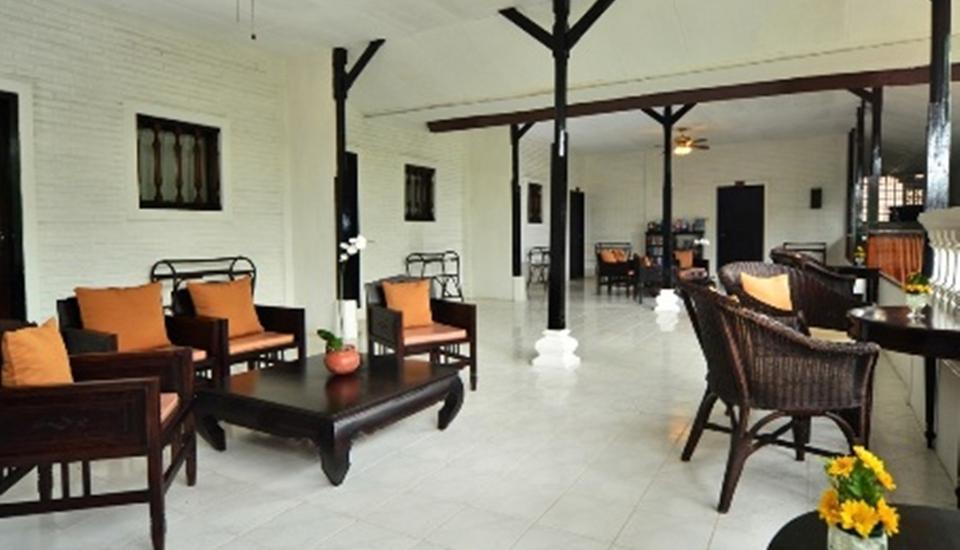 Sarinande Hotel Bali - Ruang tamu