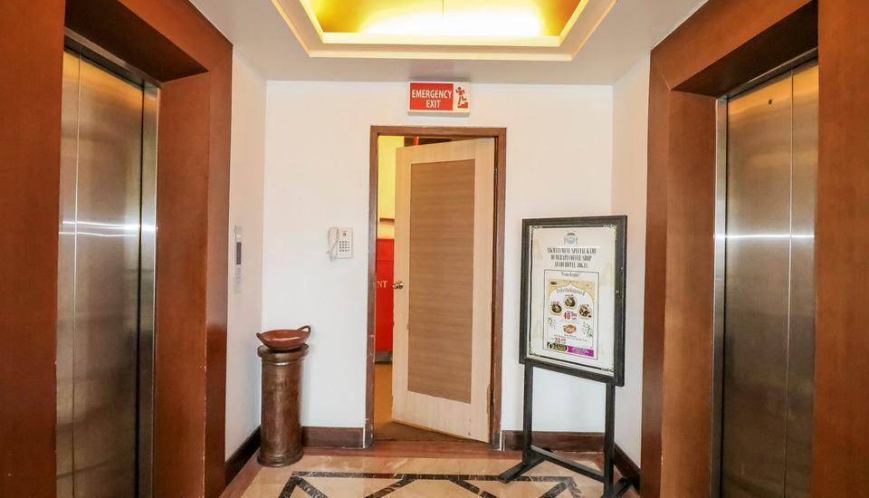 NIDA Rooms Pasar Kembang 49 Kraton - Interior