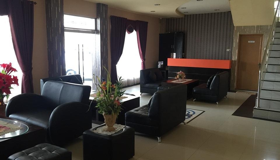 Triantama Hotel Palembang - Lobi