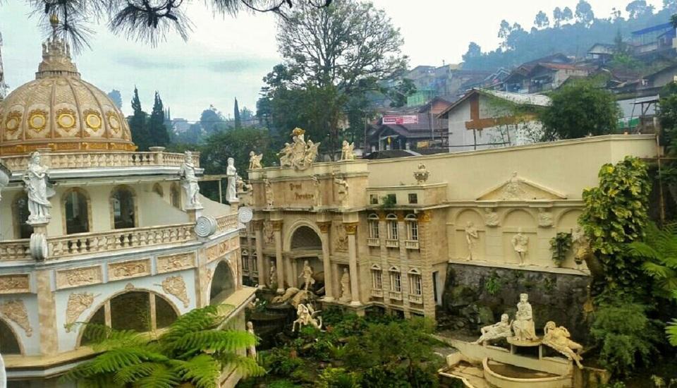 Grand Paradise Lembang - Kapel