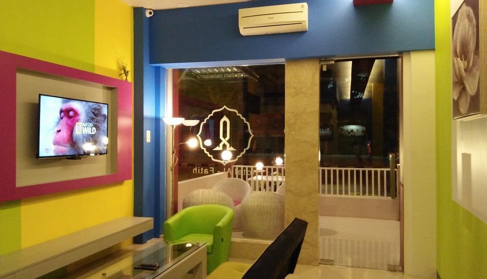Hotel Al - Fatih Banda Aceh - lobby