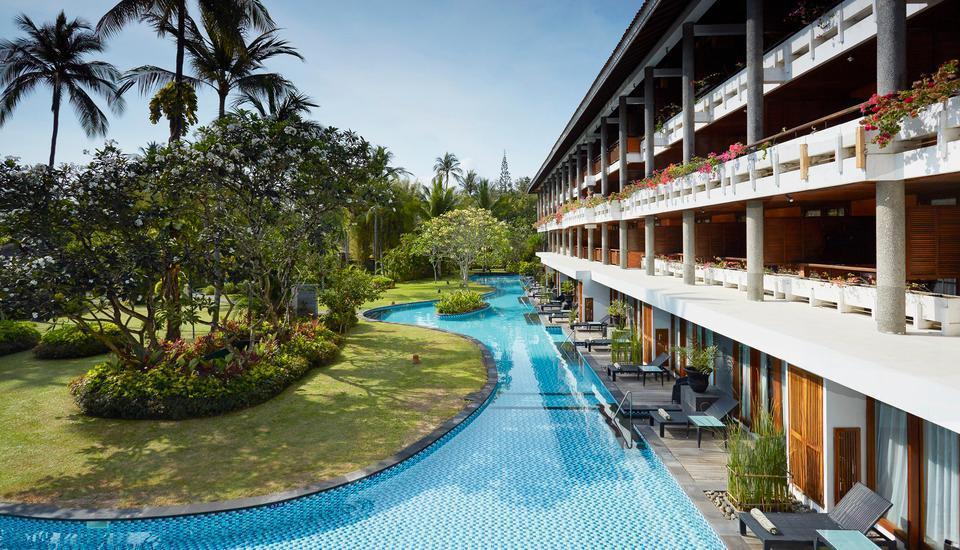 Melia Bali-Indonesia Bali - Lagoon Access