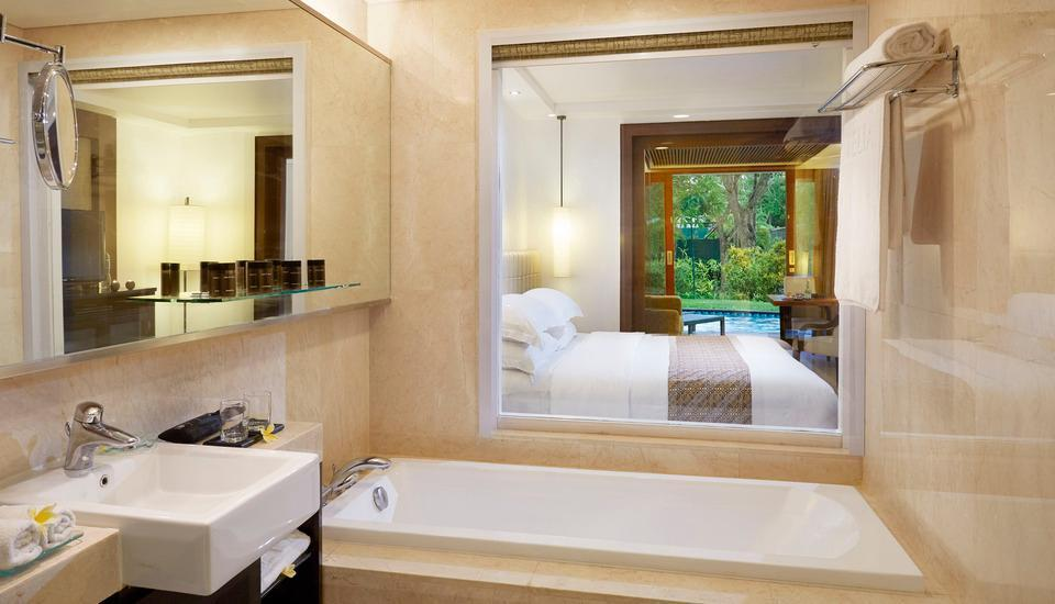 Melia Bali - THE LEVEL Lagoon Access Suite Regular Plan