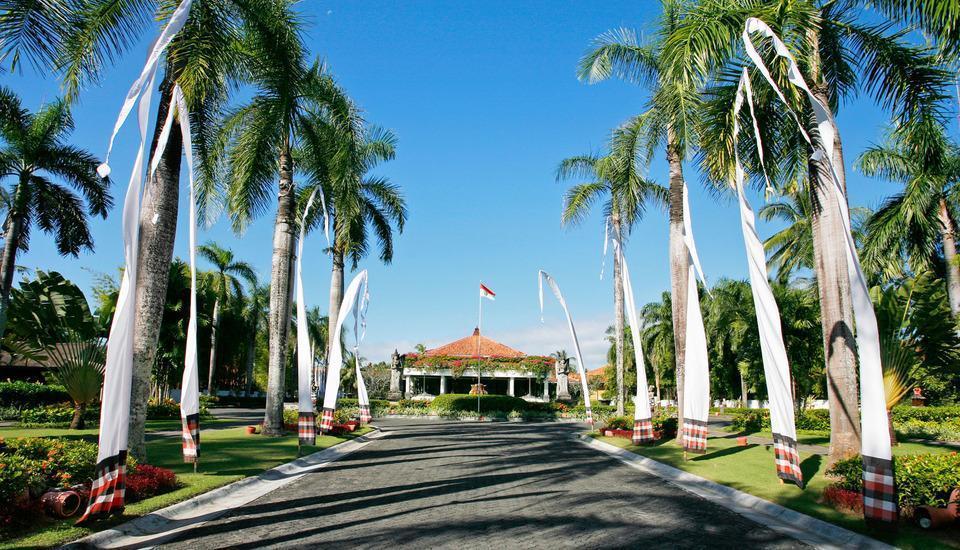 Melia Bali-Indonesia Bali - Entrance