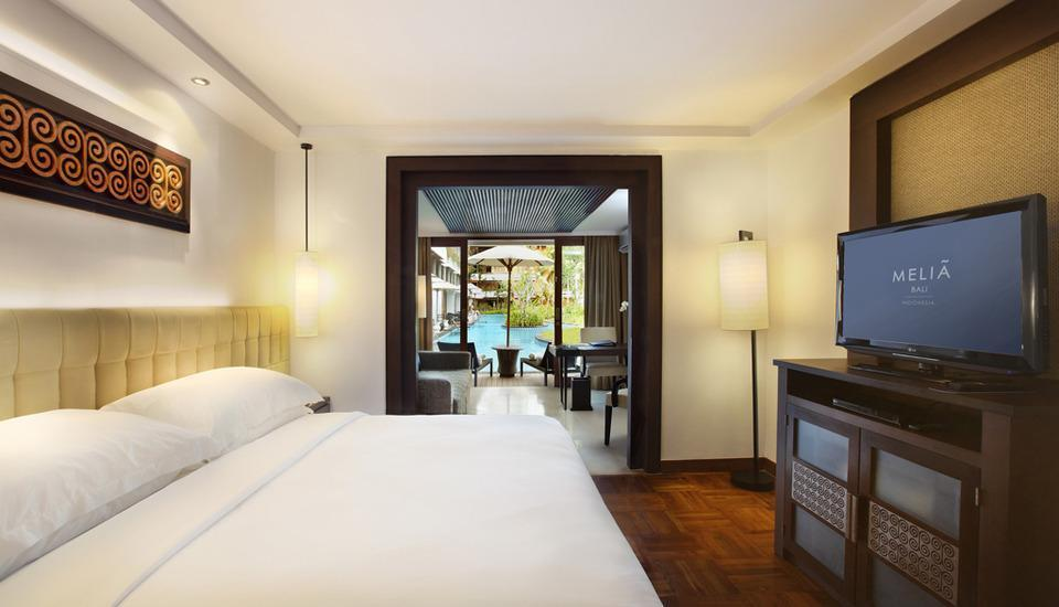 Melia Bali - THE LEVEL Lagoon Access Suite