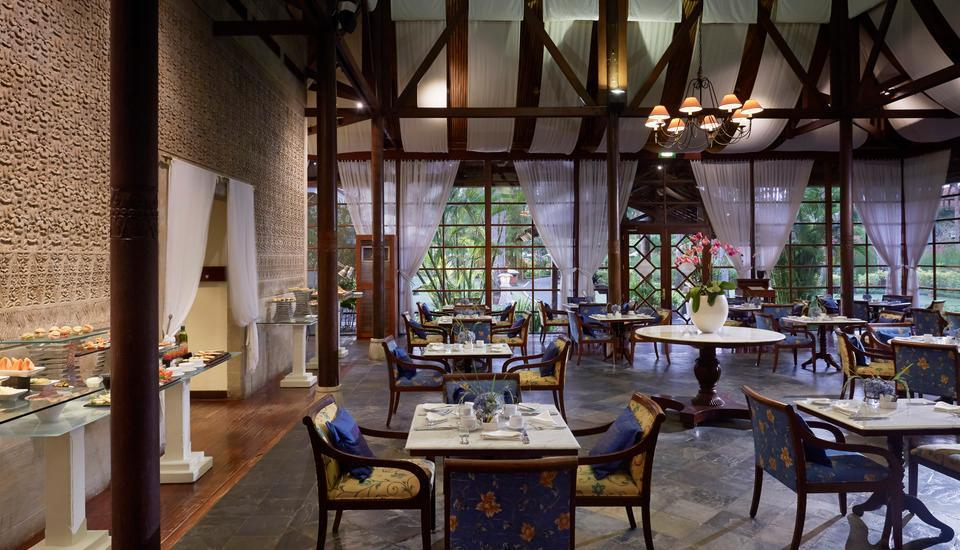 Melia Bali - Sorrento Spanish restaurant
