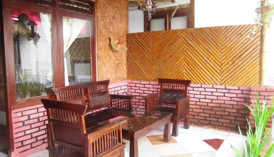 Sitamiang Hotel & Resort Bogor - Teras