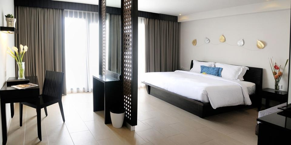 The Camakila Legian Bali - Deluxe Room