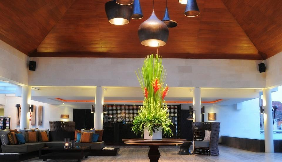 The Camakila Legian Bali - Lobi