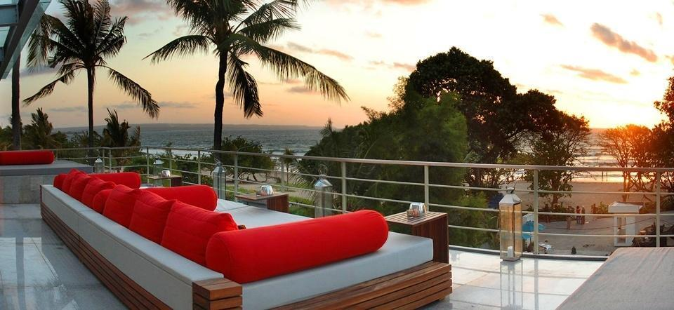 The Camakila Legian Bali - Tao Beach House Rooftop