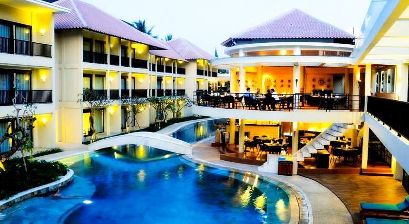 The Camakila Legian Bali -  Kolam Renang