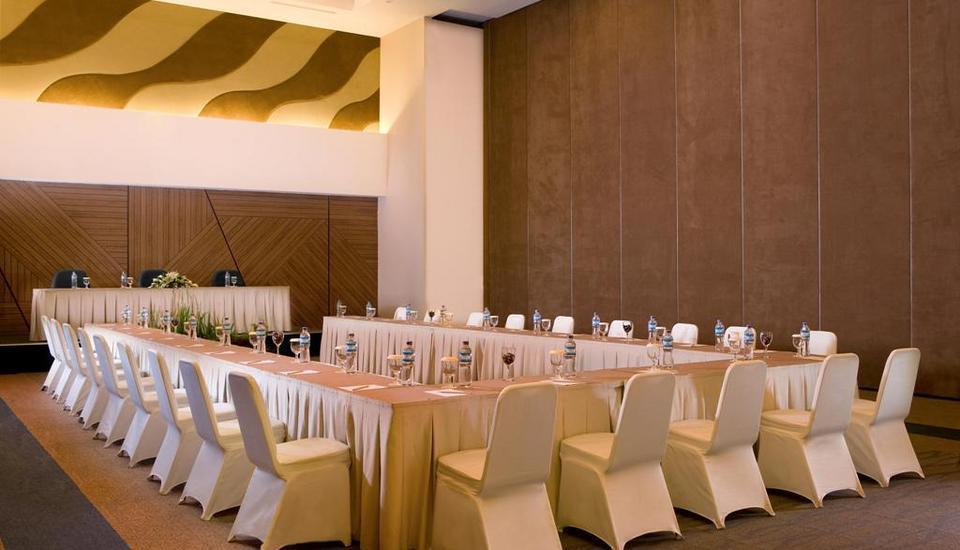 Hotel Santika Bangka - Meeting room.