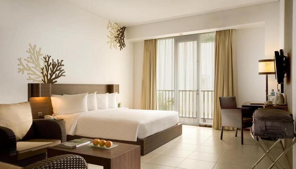 Hotel Santika Bangka - Deluxe Room Twin Regular Plan