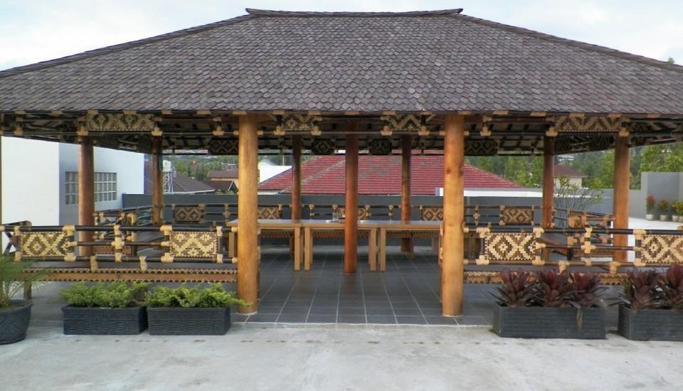 Villa Puri Teras Lembang - (07/Jan/2014)