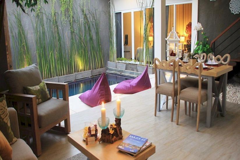 Bellevue Heritage Villas Bali - Ruang tamu