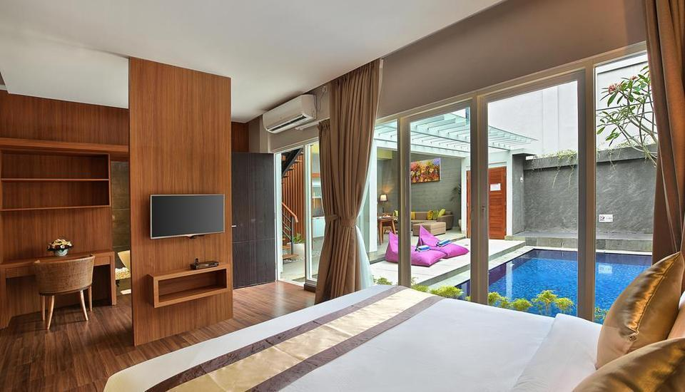 Bellevue Heritage Villas Bali - Kamar