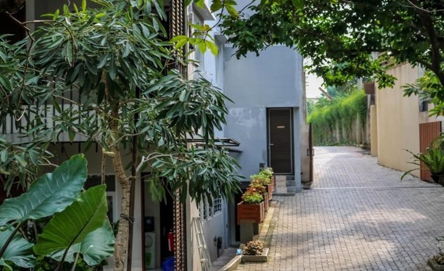 NIDA Rooms Pejatan Barat Pasar Minggu Jakarta - Eksterior