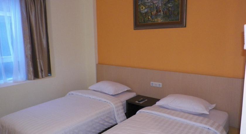 ALQUEBY Hotel Bandung - Kamar Superior