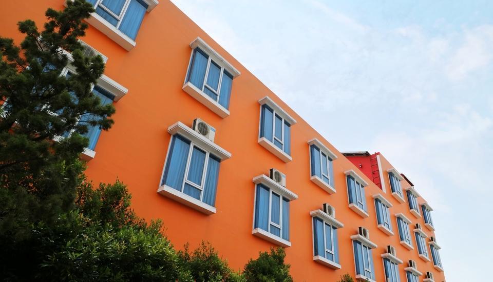 ALQUEBY Hotel Bandung - Bangunan