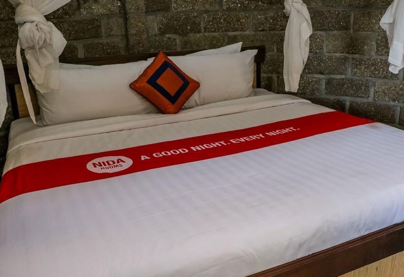 NIDA Rooms Umalas Klencung 60 Kuta - Kamar tamu