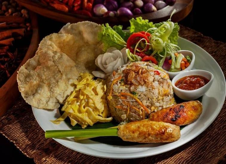 Blue Sky  Petamburan - Nasi Goreng garam Bali