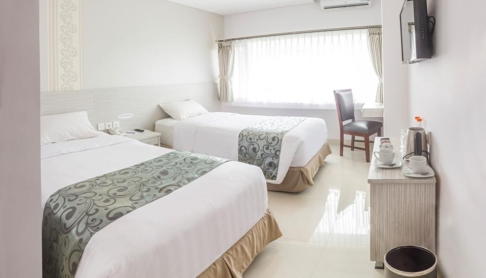Kembang Hotel Bandung - Superior Twin Bed