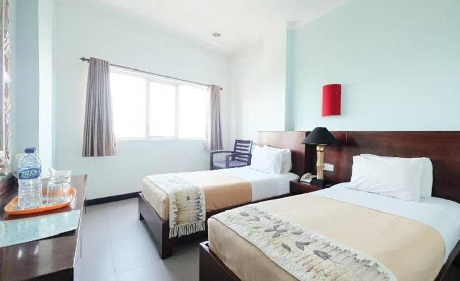 D' Bugis Ocean Hotel Makassar Makassar - Sea View Twin