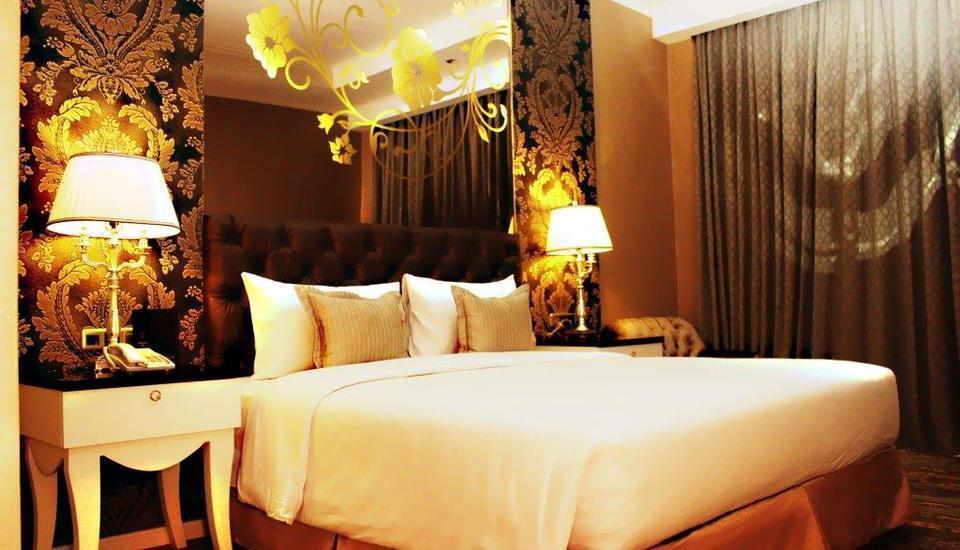 Sutan Raja Hotel Bandung - Kamar Deluxe