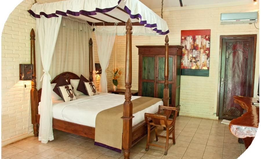 Tlogo Resort & Goa Rong View Salatiga - Cottage Room Only Regular Plan