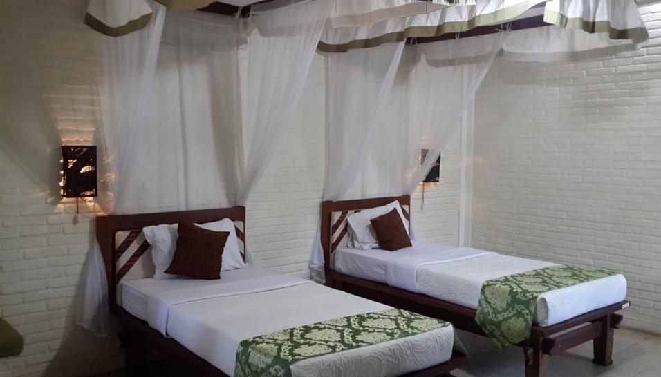 Tlogo Resort & Goa Rong View Salatiga - Cottage Room Only Regular Plan