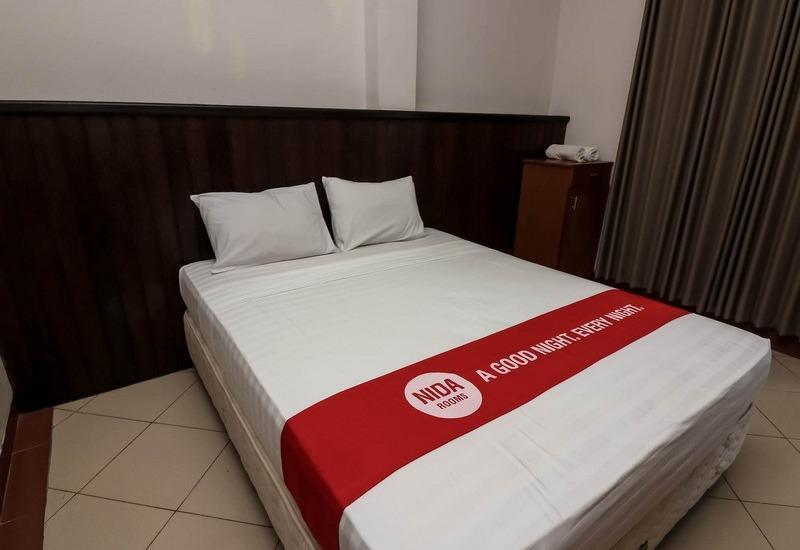 NIDA Rooms Legian Beach Pengera Cikan Kuta - Double Room Double Occupancy Regular Plan