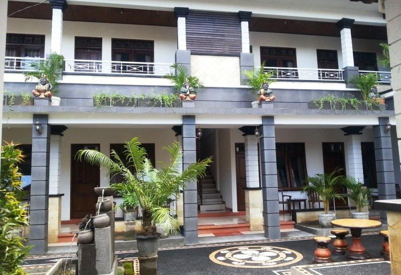 NIDA Rooms Legian Beach Pengera Cikan Kuta - eksterior