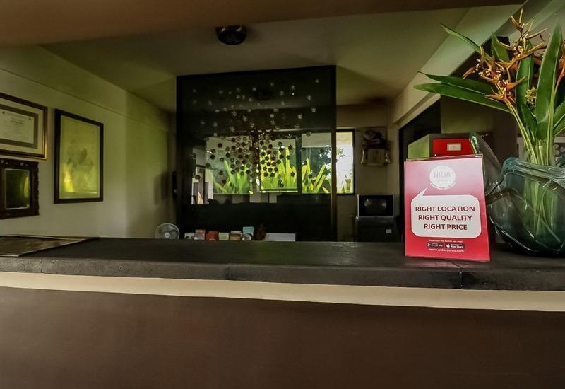 NIDA Rooms I Gusti Ngurah Rai 174 Bali - Resepsionis