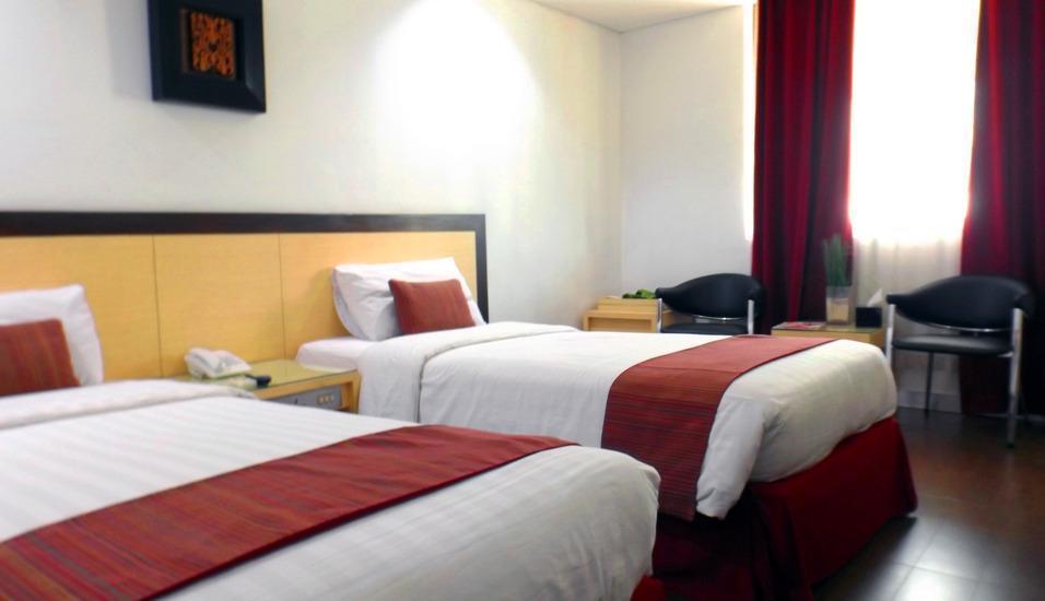 Sofyan Hotel Betawi Jakarta - Kamar tamu