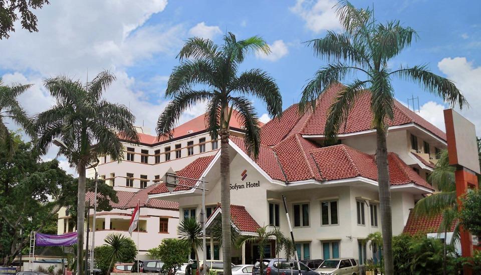 Sofyan Hotel Betawi - Hotel Halal Menteng - Eksterior